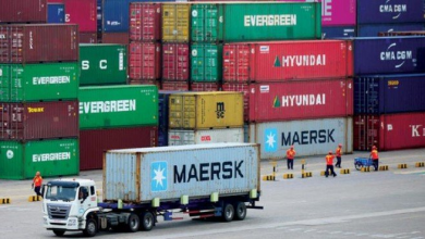 Photo of الفائض التجاري الصيني مع اميركا انخفض في 2019 بنسبة 8،5% إلى 296 مليار دولار