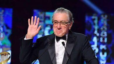 Photo of دي نيرو يتسلم جائزة نقابة ممثلي الشاشة ويهاجم ترامب