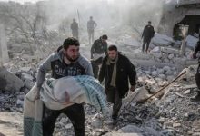Photo of توقف الضربات الجوية بقيادة روسيا في إدلب بعد وقف إطلاق النار