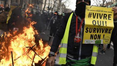 Photo of فرنسا: مظاهرات جديدة ضد إصلاح أنظمة التقاعد بهدف استعادة زخم الاحتجاجات