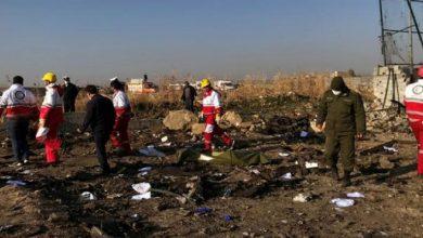 Photo of إيران: اعتقال أشخاص لدورهم في حادث الطائرة الأوكرانية