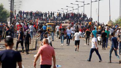 Photo of مقتل محتجين اثنين في الناصرية بجنوب العراق
