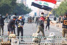 Photo of تجدد العنف ضد المحتجين في العراق ووقوع اصابات والسلطات تحظر بث قناة محلية