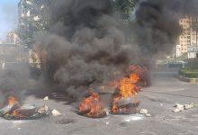 Photo of جرحى واعتقالات إثر صدامات بين المتظاهرين وقوى الأمن مع تجدد الاحتجاجات
