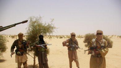 Photo of جماعة نصرة الاسلام التابعة للقاعدة تتبنى هجوماً أوقع الأحد 20 قتيلاً في مالي