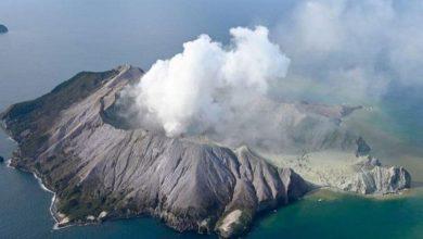 Photo of 20 قتيلاً حصيلة ضحايا بركان نيوزيلندا