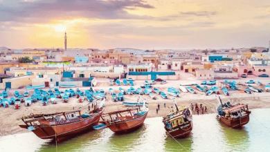 Photo of الأشخرة… مقصد السياح للتخييم والصيد والاسترخاء على الشواطئ