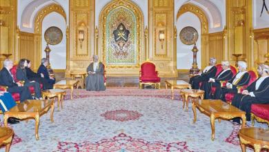 Photo of رسالة خطية من ترامب الى هيثم بن طارق