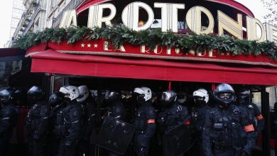 Photo of ما هي أسباب اندلاع حريق بمطعم باريسي شهير يرتاده ماكرون