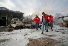 Photo of مقتل ثمانية مدنيين في قصف روسي في ادلب