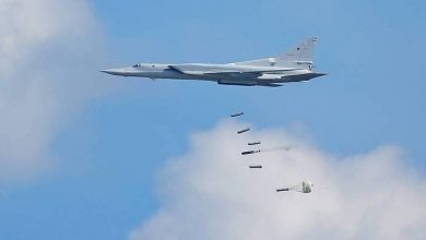 Photo of طائرات روسية تستأنف قصف ادلب رغم وقف اطلاق النار