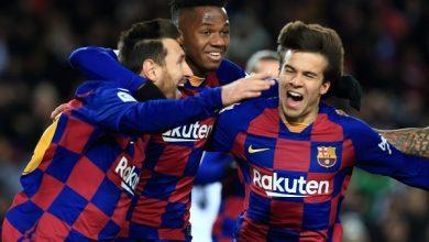 Photo of بطولة إسبانيا: ميسي يهدي سيتيين الفوز في مستهل مشواره مع برشلونة