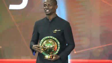 Photo of جوائز الاتحاد الافريقي: مانيه أفضل لاعب لعام 2019
