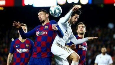 Photo of بطولة إسبانيا: برشلونة وريال يستهلان 2020 باختبارين شائكين قبل الرحلة السعودية