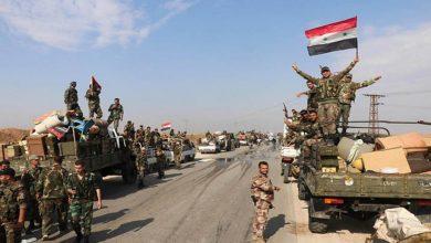 Photo of قوات النظام السوري تتقدم وتدخل مدينة معرة النعمان