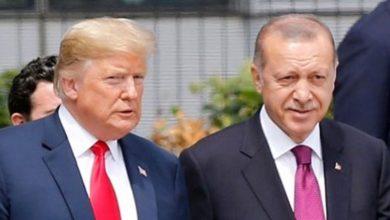 Photo of ترامب يبحث ملفي سوريا وليبيا مع أردوغان