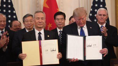 Photo of الاتفاق التجاري مع الصين هدنة لترامب وناخبيه