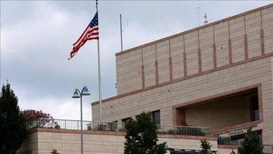 Photo of سقوط ثلاثة صواريخ داخل مقر السفارة الأميركية في بغداد