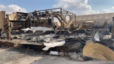 Photo of قائد عسكري أميركي في قاعدة عين الاسد: النجاة من القصف الايراني «معجزة»
