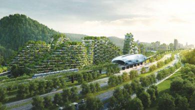 Photo of Liuzhou Forest City أول مدينة بيئية في العالم مهندسها الايطالي