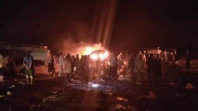 Photo of اكثر من 100 قتيل في الهجوم الحوثي على معسكر في اليمن والامم المتحدة تستنكر وتدين