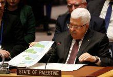 Photo of عباس: رفض خطة السلام ودعوة لمؤتمر دولي لتنفيذ قرارات الشرعية الدولية