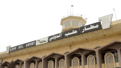 Photo of مطار حلب الدولي يستأنف نشاطه برحلة جوية مدنية بعد انقطاع لسنوات