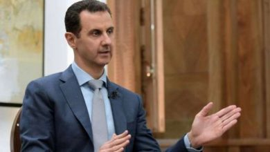Photo of الأسد: سنواصل القتال حتى تحرير المناطق كافة