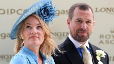 Photo of بيتر فيليبس حفيد ملكة بريطانيا وزوجته في طريقهما للطلاق