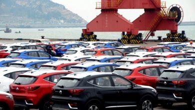 Photo of مبيعات سيارات الركوب الصينية تهوي 92% في النصف/1 من شباط بسبب كورونا