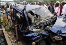 Photo of مصرع 14 شخصاً في حادث سير في عاصمة الكونغو الديموقراطية