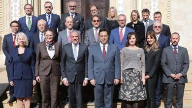 Photo of دياب لسفراء الاتحاد الأوروبي: لبنان يحتاج الى مساعدة عاجلة على مختلف المستويات