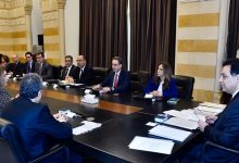 Photo of دياب ترأس اجتماعاً مع وفد خبراء صندوق النقد الدولي