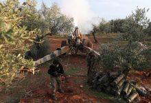 Photo of مقتل 19 مدنياً في قصف لقوات النظام في ادلب والمعارضة تسيطر على النيرب