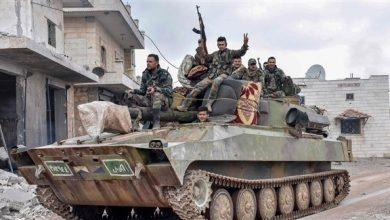 Photo of معارك عنيفة في مدينة سراقب ومحيطها في ادلب
