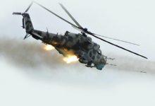 Photo of اسقاط هليكوبتر للجيش السوري في محافظة ادلب