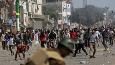 Photo of 5 قتلى و90 مصاباً في أحداث العنف في نيودلهي