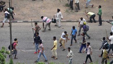 Photo of الهند: 200 قتيل وجريح في صدامات بين محتجين هندوس ومسلمين