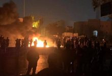 Photo of سبعة قتلى برصاص انصار الصدر ضد متظاهرين في النجف