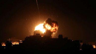 Photo of هجمات صاروخية وضربات جوية لليوم الثاني بين غزة وإسرائيل