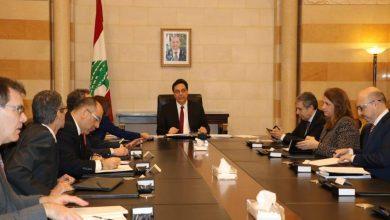 Photo of صندوق النقد الدولي يواصل مهمته في بيروت حتى الانتهاء من اعداد خطة مالية