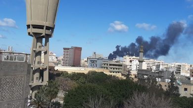 Photo of حكومة طرابلس تعلق مشاركتها في مفاوضات جنيف بعد قصف ميناء العاصمة