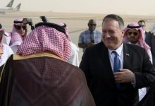 Photo of بومبيو يبحث في السعودية قضايا إيران والاقتصاد