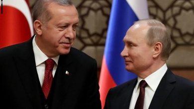 Photo of بوتين وأردوغان بحثا الصراع في محافظة إدلب السورية