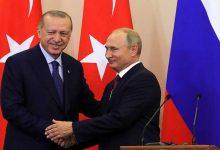 Photo of اردوغان لبوتين: سنرد بحزم على أي هجوم جديد للنظام السوري