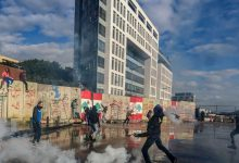 Photo of مواجهات بين قوى أمنية ومتظاهرين قرب البرلمان في بيروت
