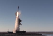 Photo of روسيا تجري أول تجربة لإطلاق صاروخ أسرع من الصوت من على متن سفينة