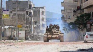 Photo of معارك عنيفة بعد استعادة الفصائل مدينة سراقب في ادلب