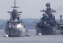 Photo of روسيا ترسل سفينتين مزودتين بصواريخ كروز إلى الساحل السوري