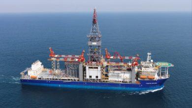 Photo of توتال أعلنت وصول سفينة الحفر لبدء التنقيب في أول بئر إستكشافية